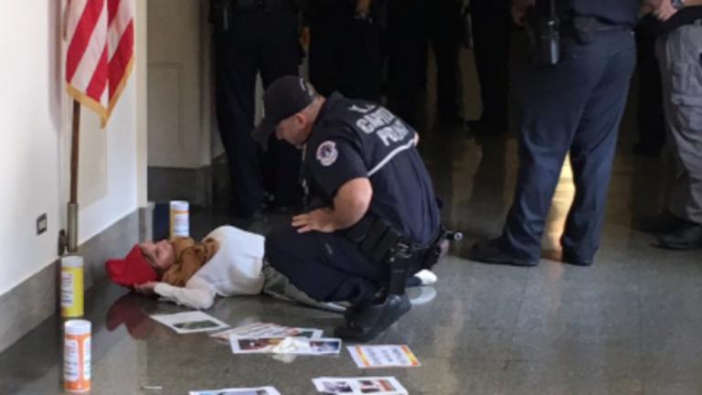 washington dc medical marijuana activists arrested after clash with congressman