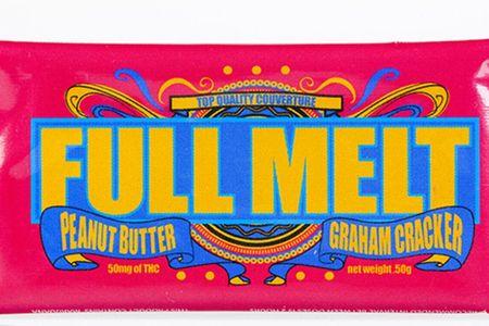Full Melt Peanut Butter Graham Cracker