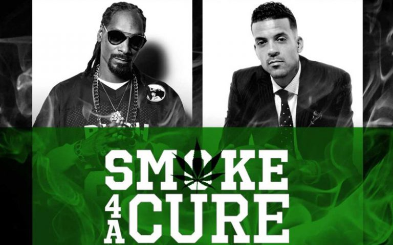 Snoop and Former NBA Player Matt Barnes Raise $50,000 to Fight Cancer With Cannabis
