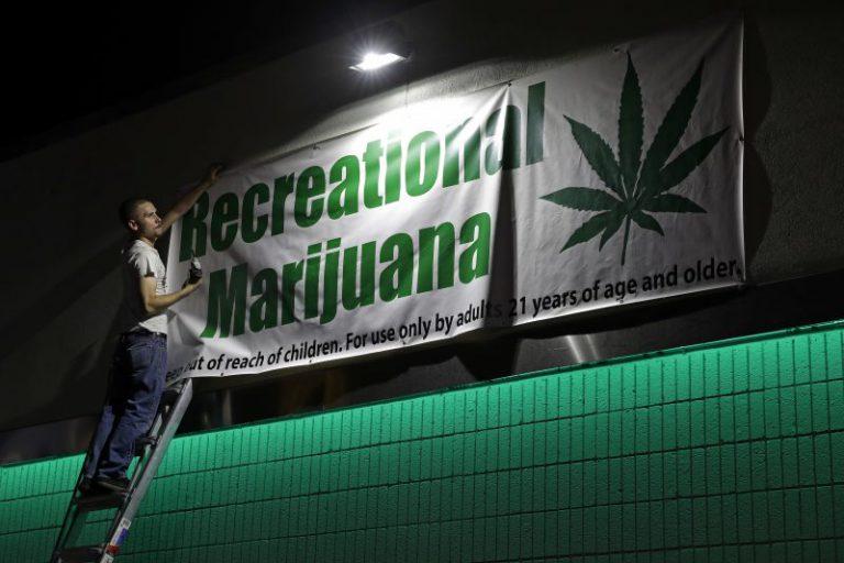 Recreational Marijuana sales may be coming to Nevada-Utah line
